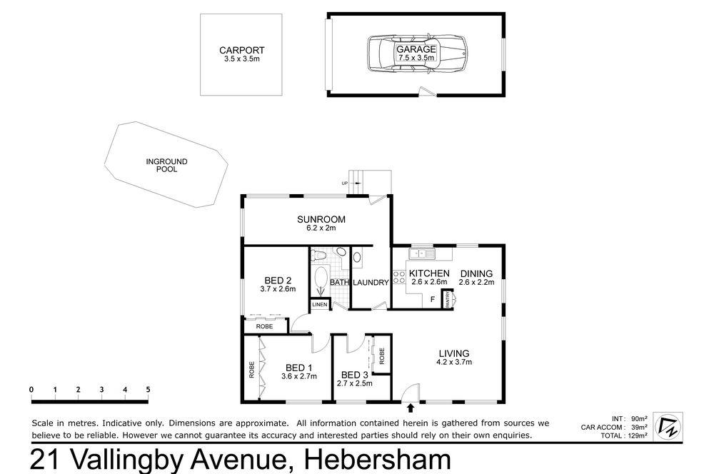 21 Vallingby Avenue, Hebersham
