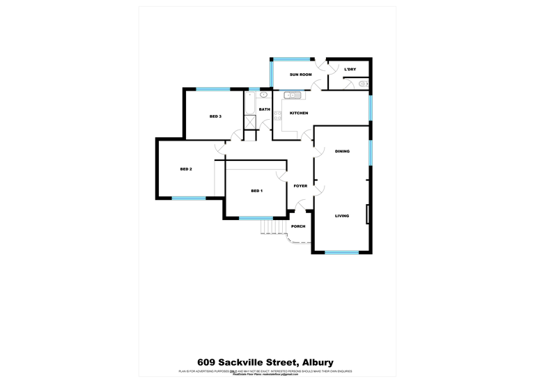 609 Sackville Street, Albury