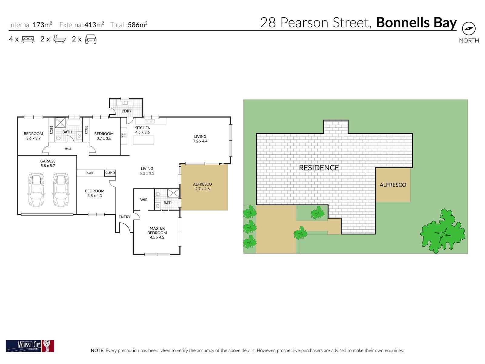 28 Pearson Street, Bonnells Bay