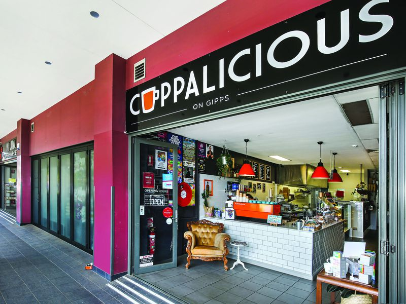 Cuppalicious on Gipps