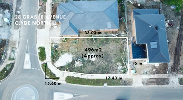 Lot 2339  Grabke Avenue , Clyde North