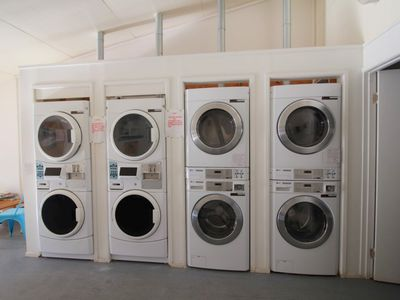 Mission Central Laundromat