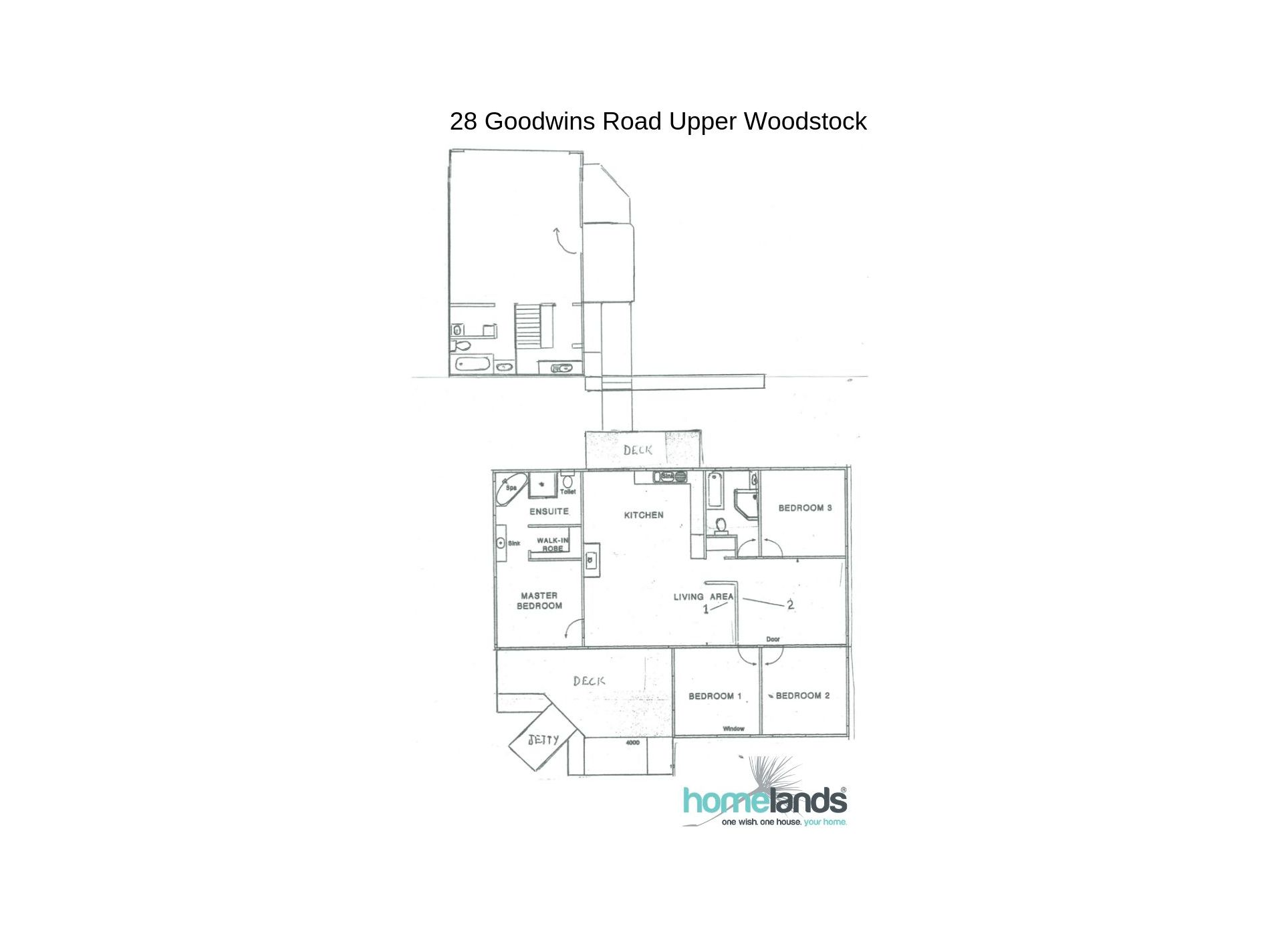 28 Goodwins Road , Upper Woodstock