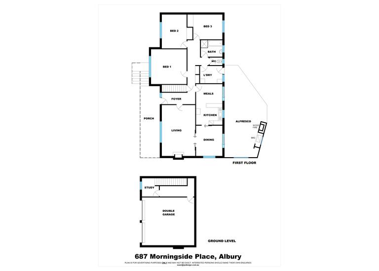 687 Morningside Place, Albury