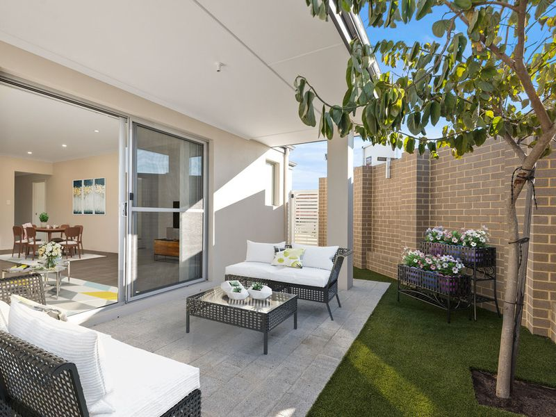 181A and B Sackville Terrace, Doubleview