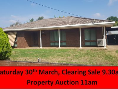 Elmore Clearing Sale - Sat 30th March  2019 9.30AM