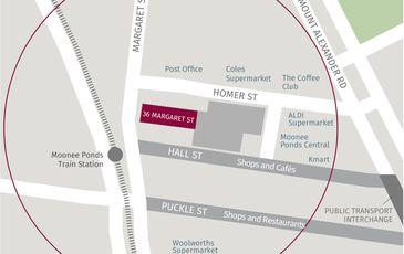 R1/36 Margaret Street, Moonee Ponds