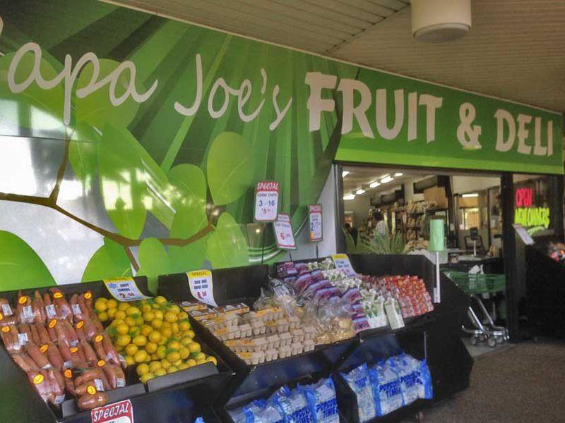 Papa Joe's Fruit and Deli