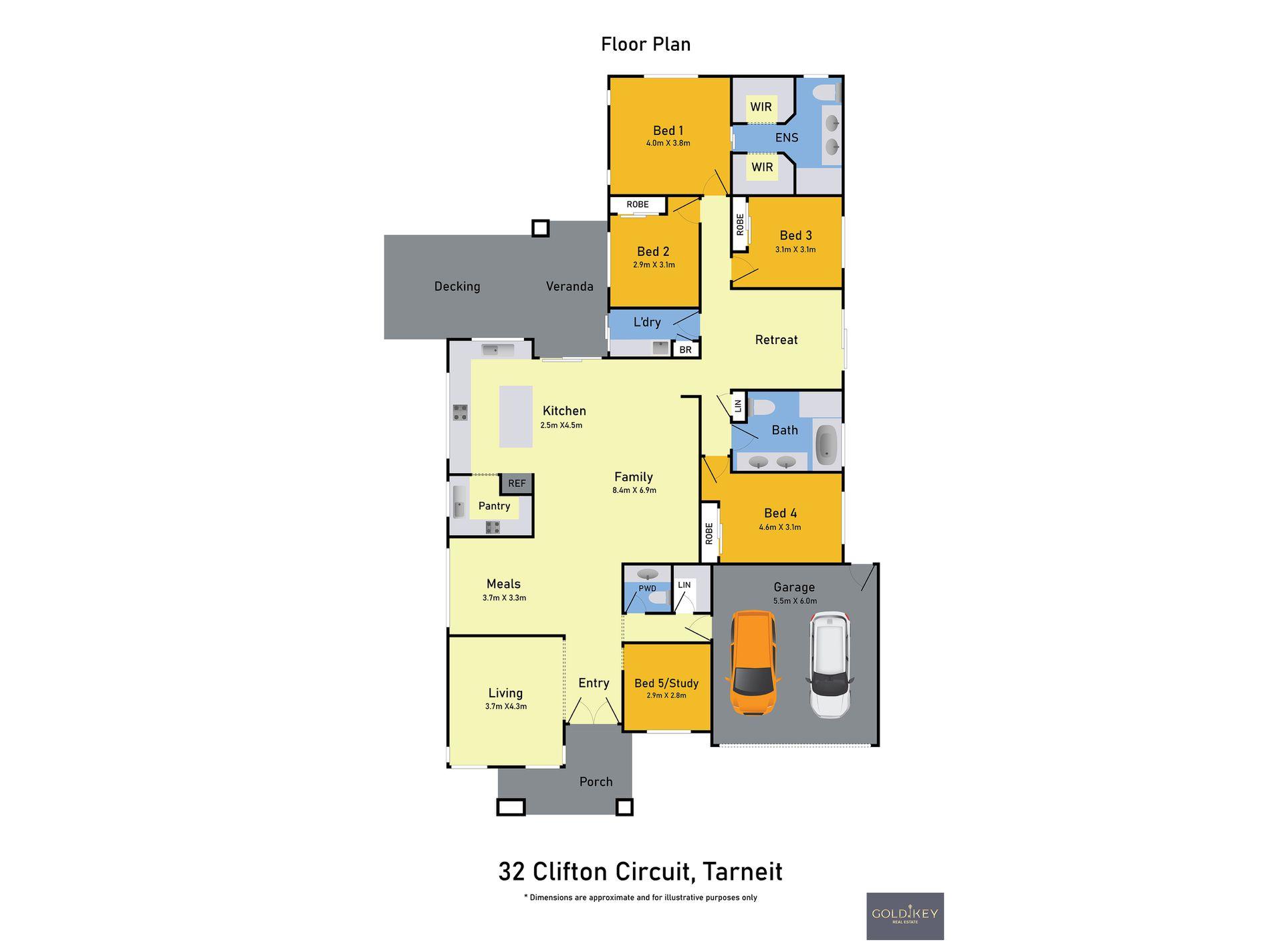 32 Clifton Circuit, Tarneit