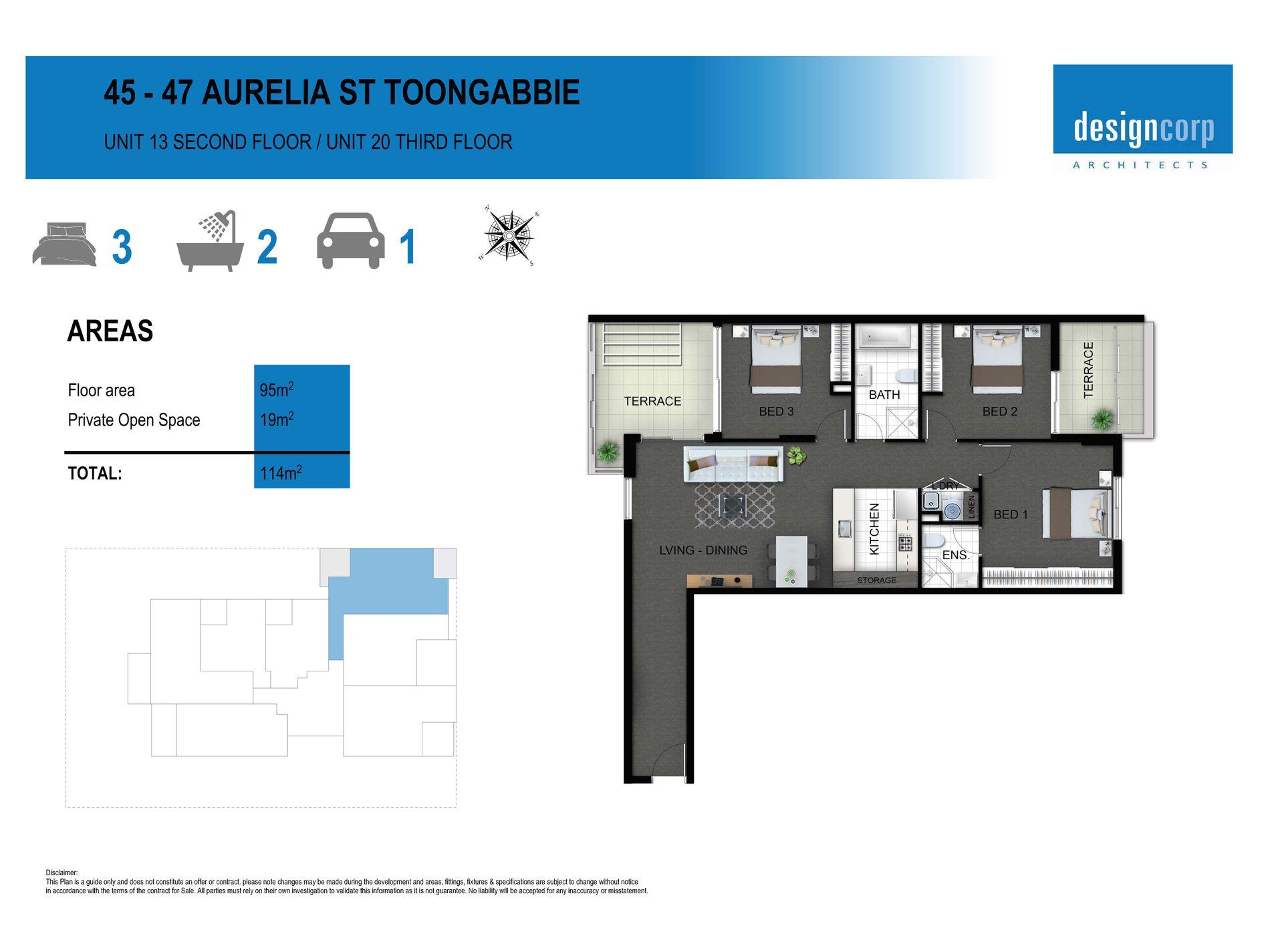 13 / 45-47 Aurelia Street, Toongabbie