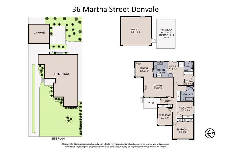 36 MARTHA STREET, Donvale