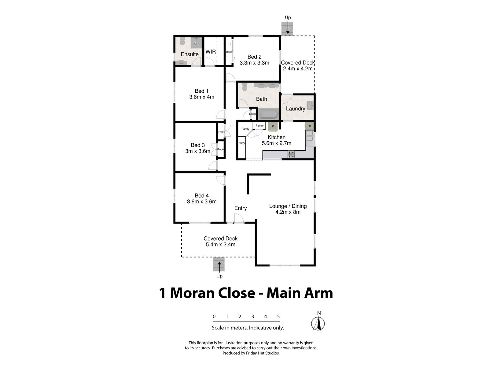 1 Moran Close, Main Arm