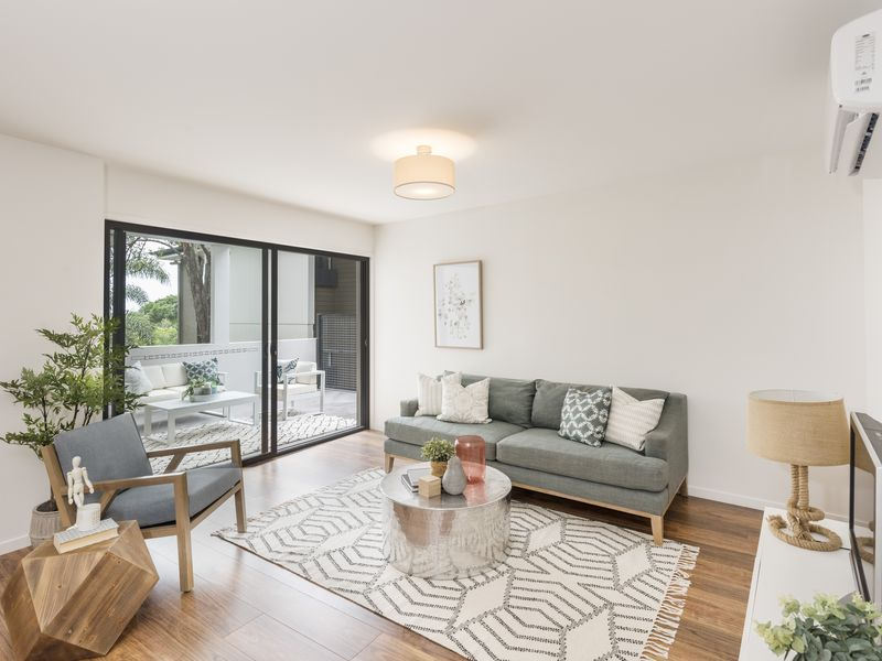 6 / 259 Wynnum Road, Norman Park
