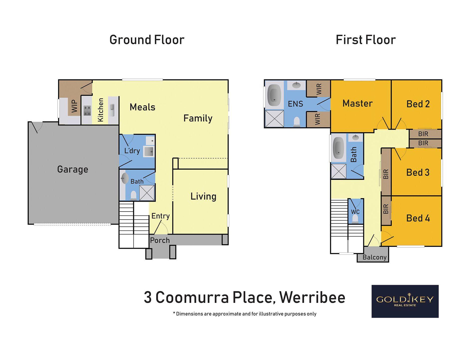 3 coomurra place , Werribee