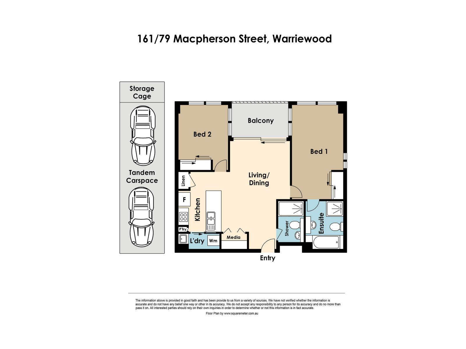161 / 79 Macpherson Street, Warriewood