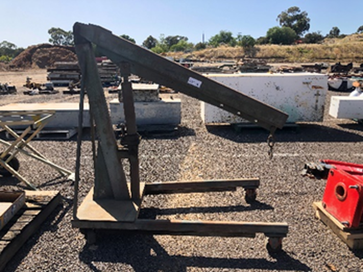 *POSTPONED TO A LATER DATE *CLEARING SALE - CITY OF GREATER BENDIGO WORKS DEPARTMENT