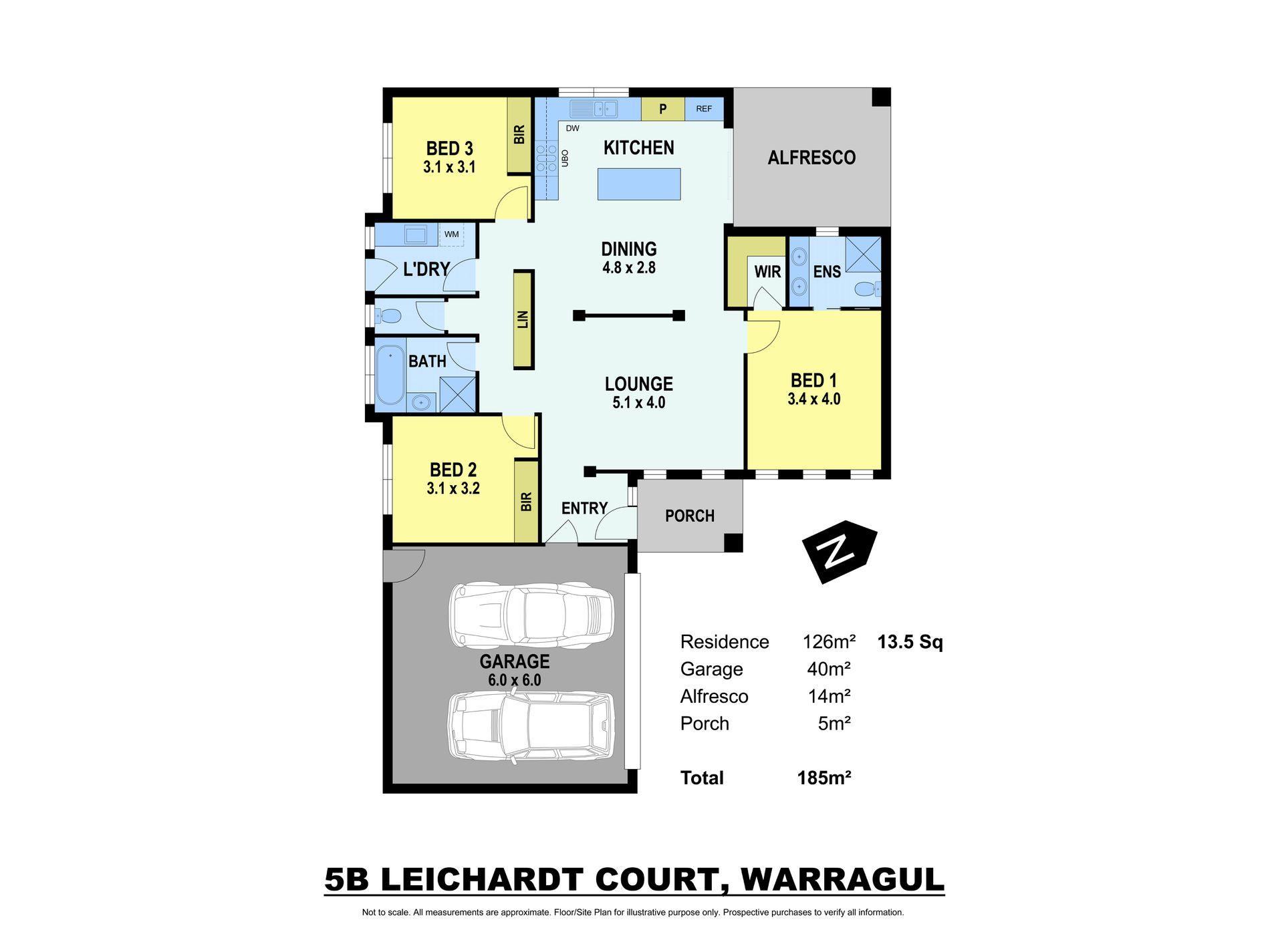 5B Leichardt Court, Warragul