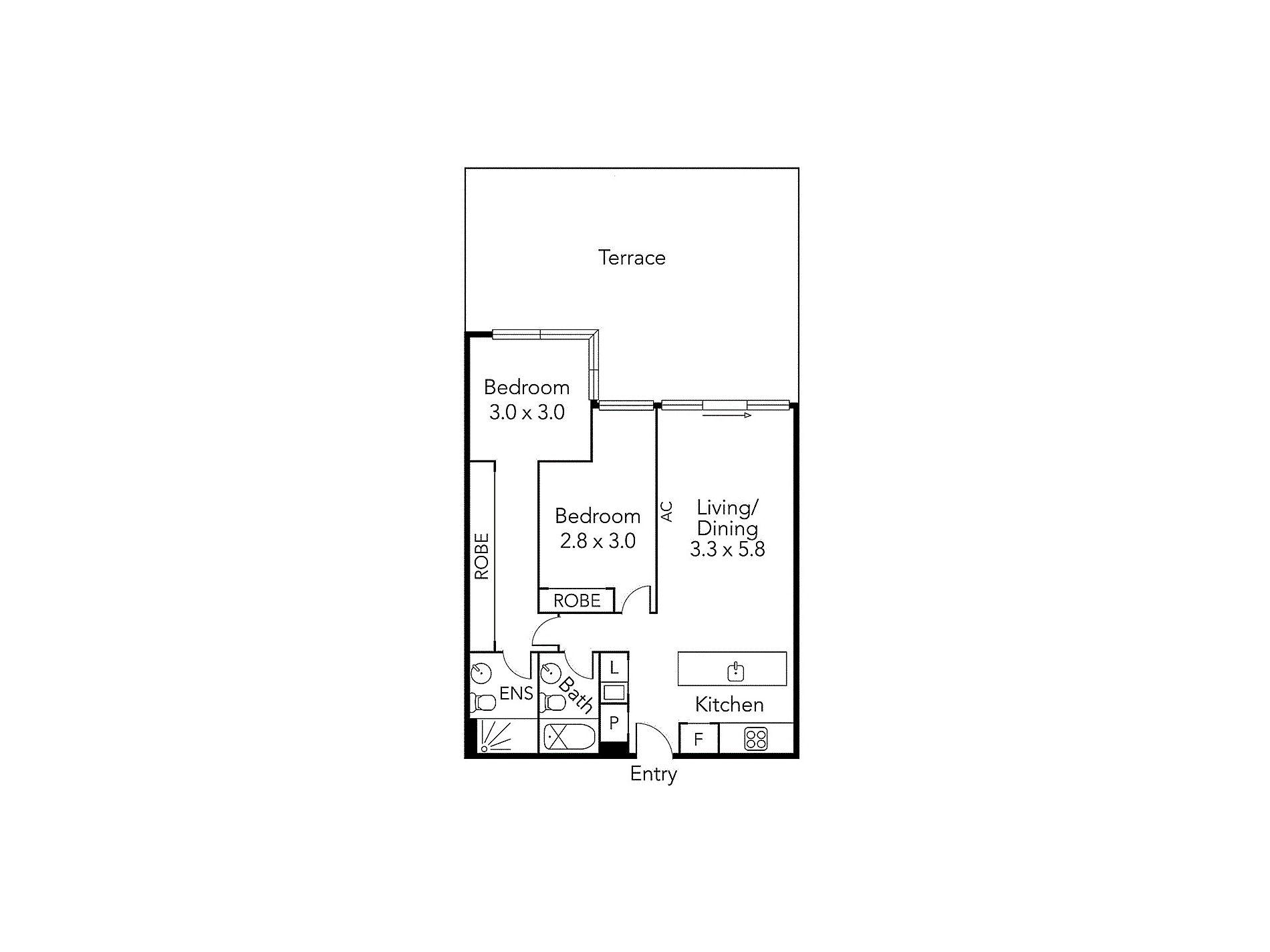 416A / 609 Victoria Street, Abbotsford