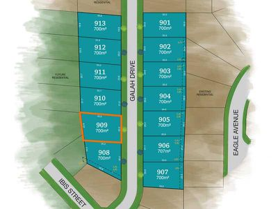 Lot 909 Galah Drive, Tamworth