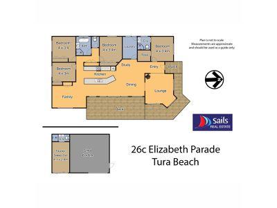 26C Elizabeth Parade, Tura Beach