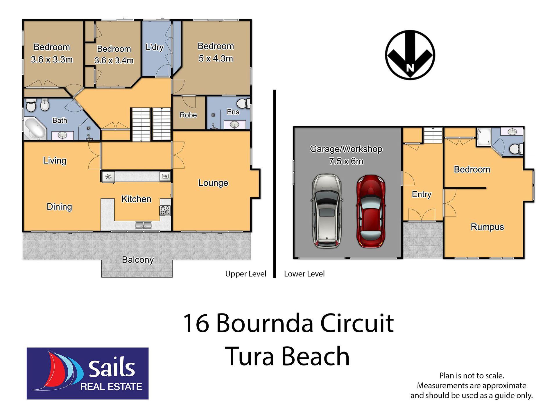 16 Bournda Circuit, Tura Beach