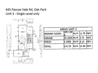 3 / 645 Pascoe Vale Road, Oak Park