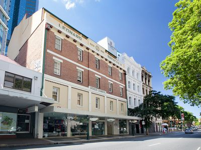 46 / 53 EDWARD STREET, Brisbane City