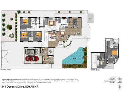 241 Oceanic Drive, Bokarina