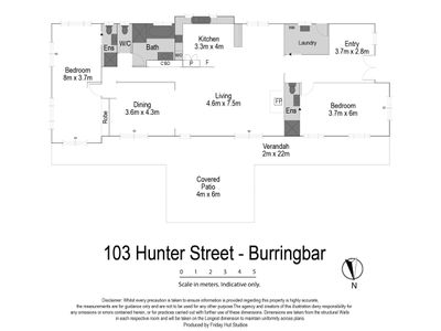 103 Hunter Street, Burringbar