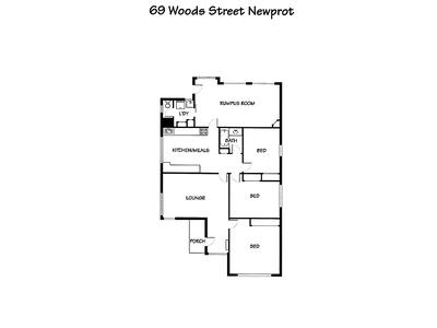 69 Woods Street, Newport