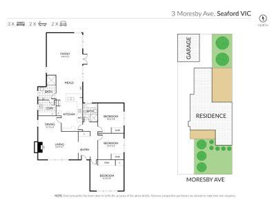 3 Moresby Avenue, Seaford