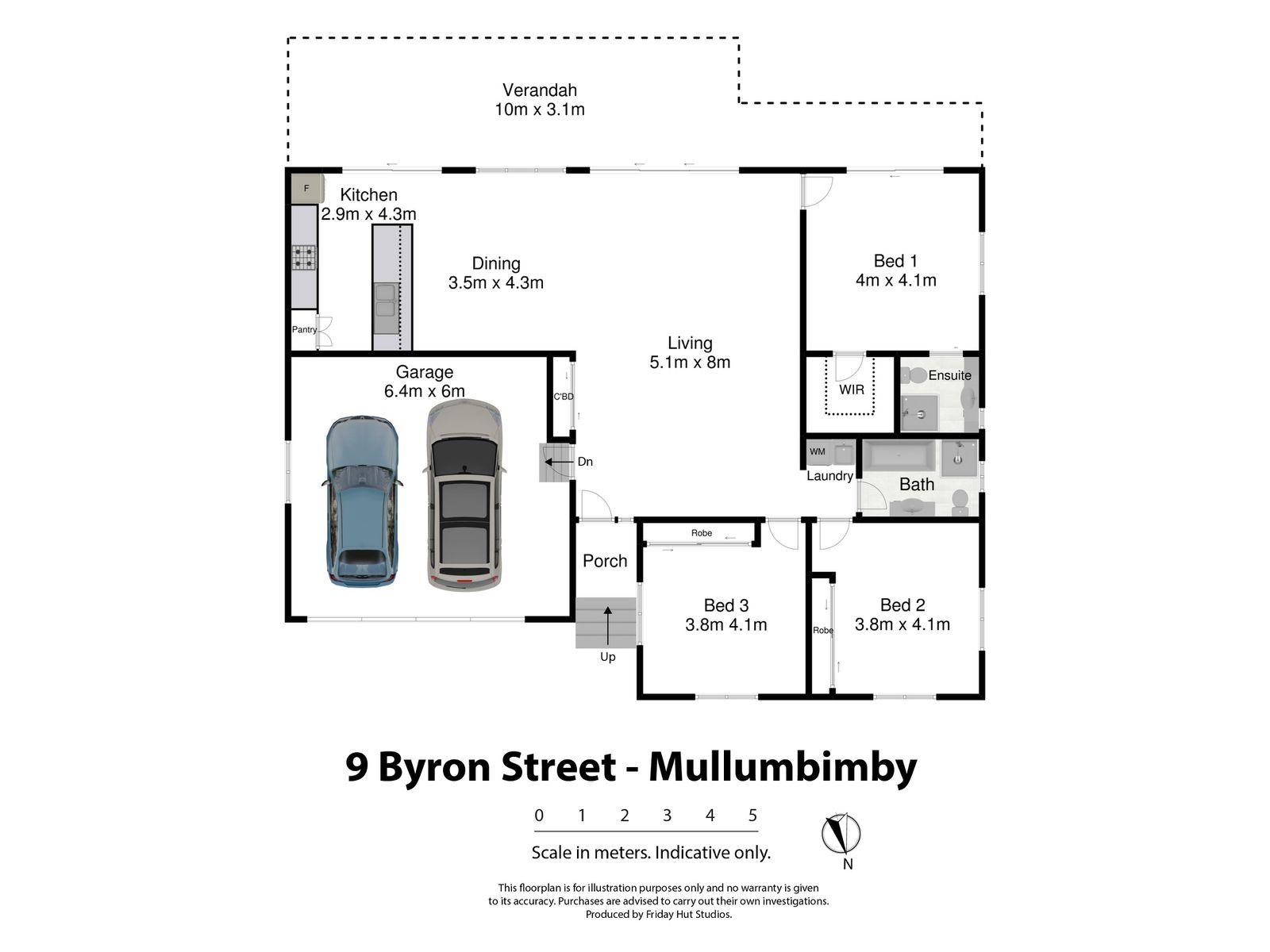 3 / 9a Byron Street, Mullumbimby