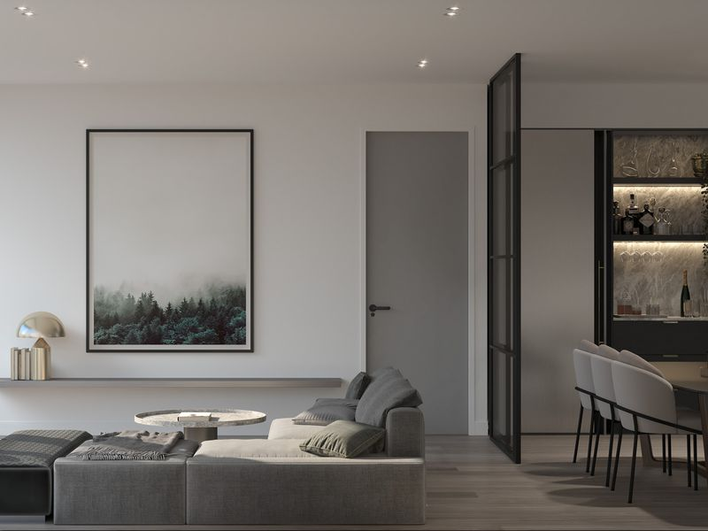 LUXURY 1, 2 AND 3 BEDROOM PRIVATE RESIDENCES STILL REMAINING WITH EXCLUSIVE TO 5 STAR MARRIOTT HOTEL AMENITIES