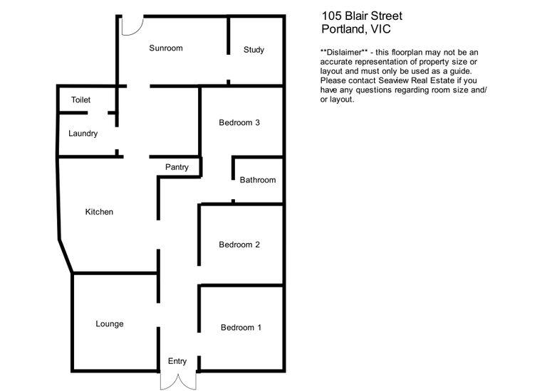 105 Blair Street, Portland