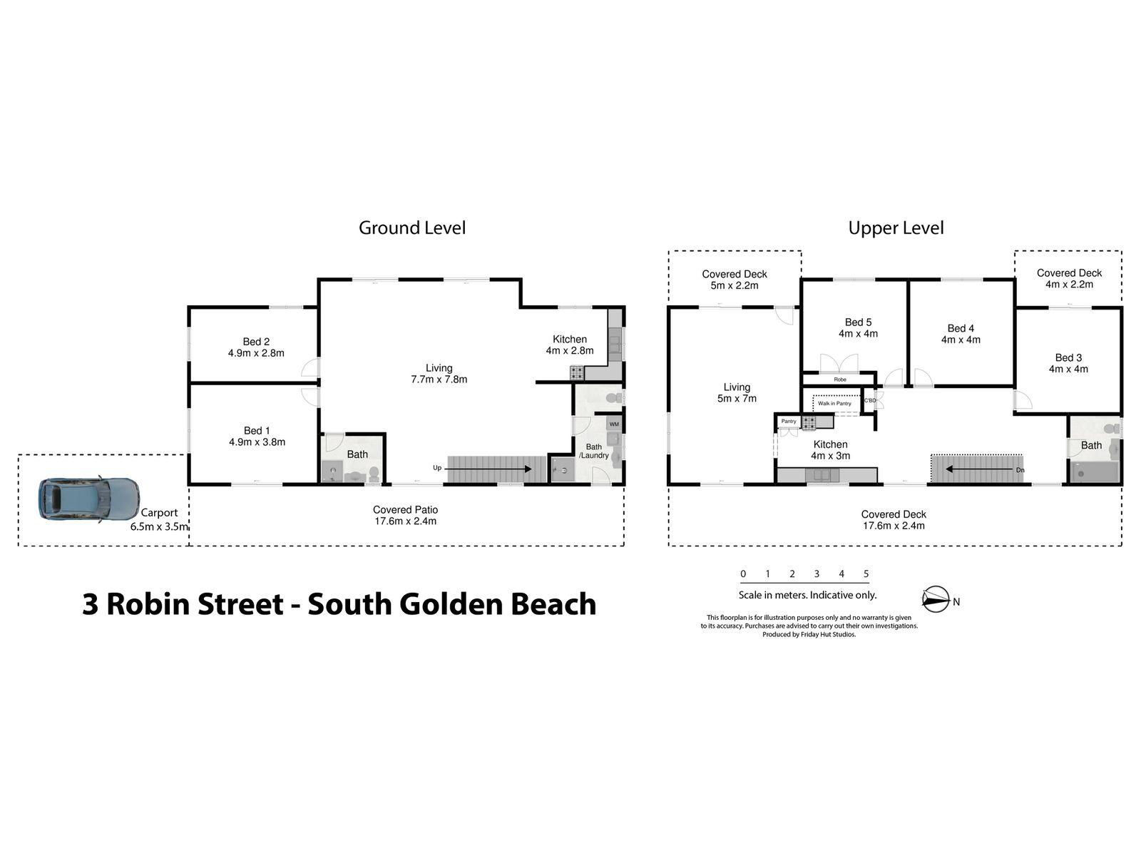 3 Robin Street, South Golden Beach