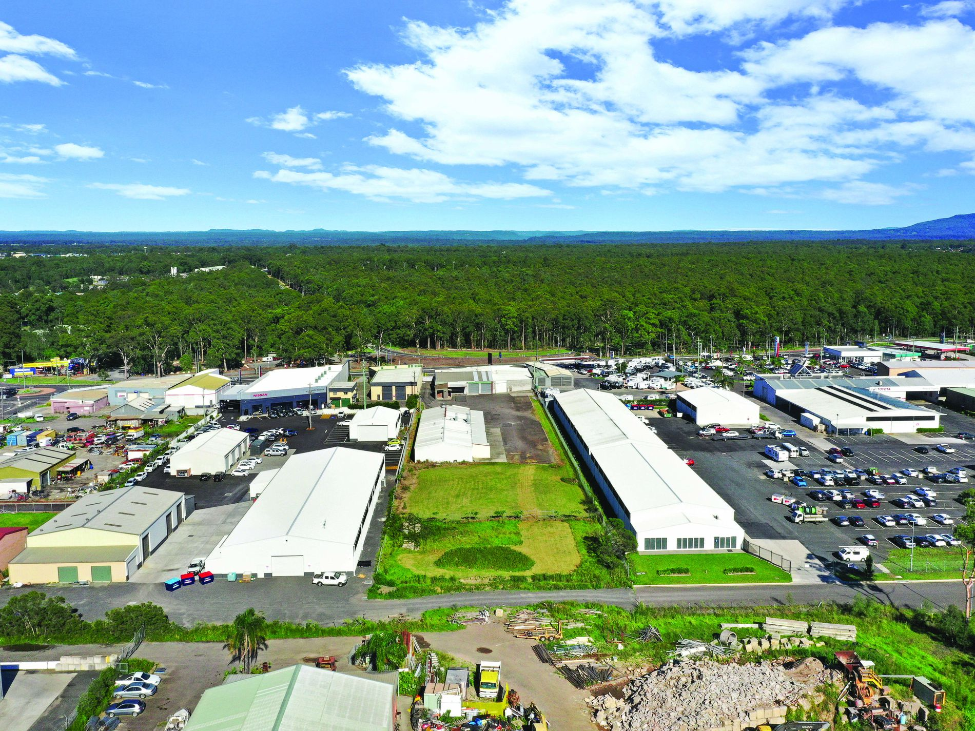 Lot 2  / 124  Princes Highway , South Nowra