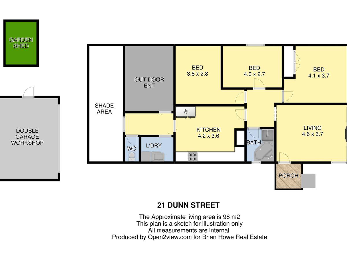 21 Dunn Street, Benalla