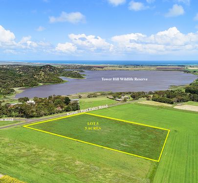 Lot 5, Koroit-Port Fairy Road, Koroit