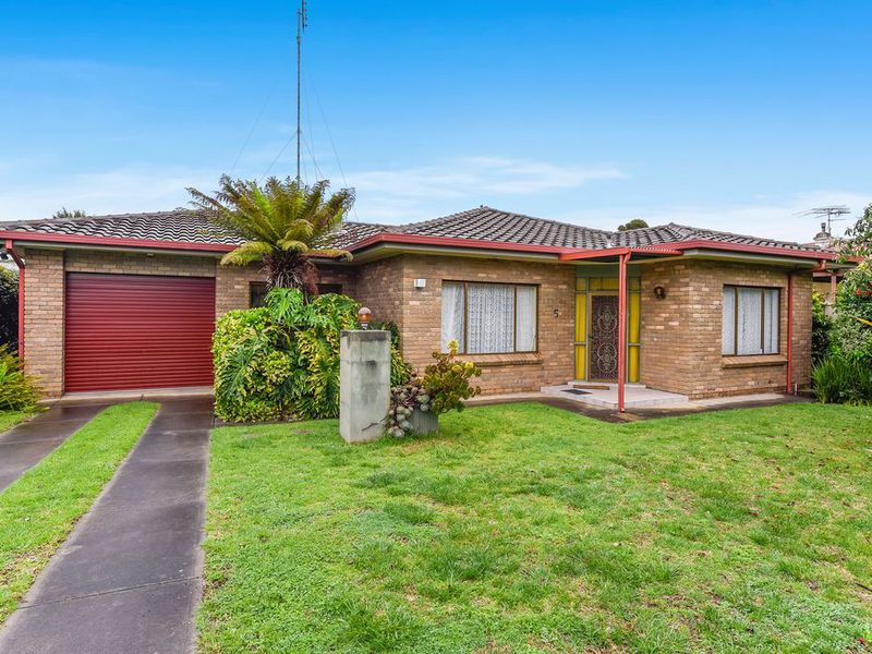 5 Peters Street, Mount Gambier