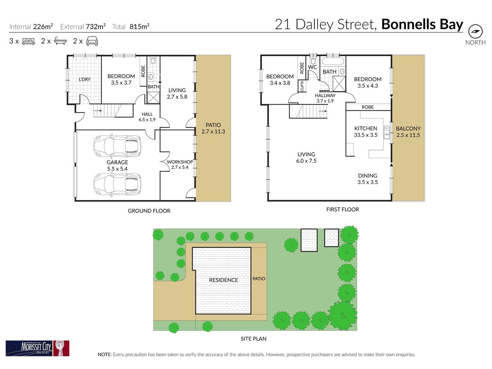 21 Dalley Street, Bonnells Bay