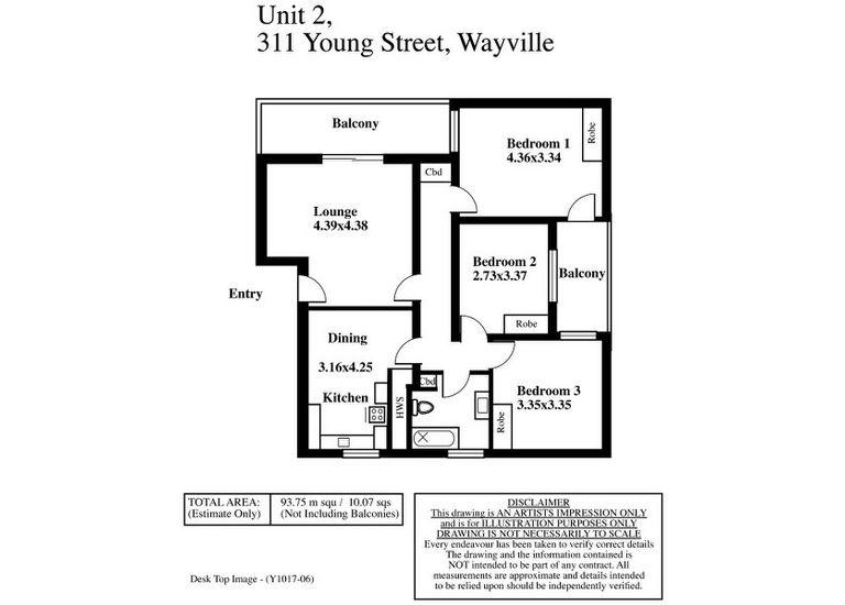 2 / 311 Young Street, Wayville