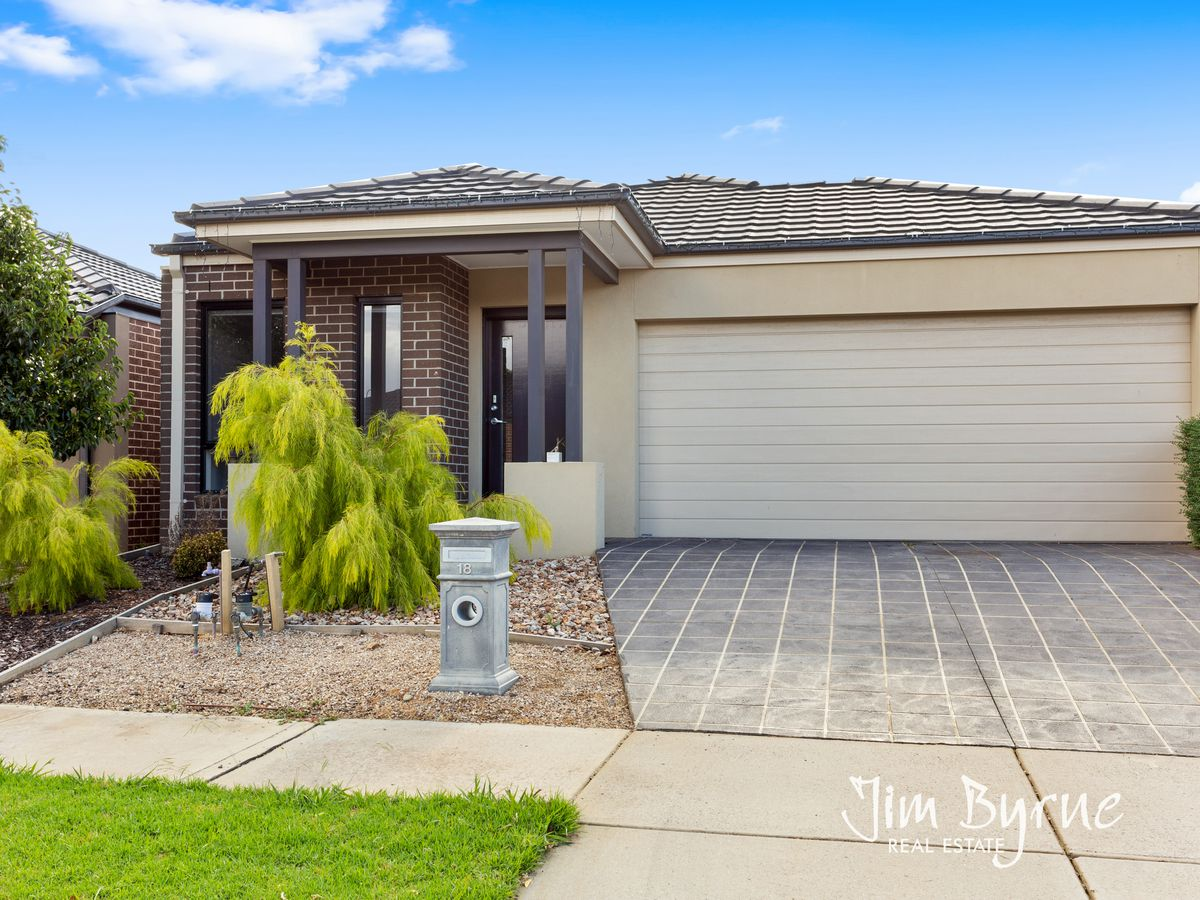 18 Connewara Crescent, Clyde North