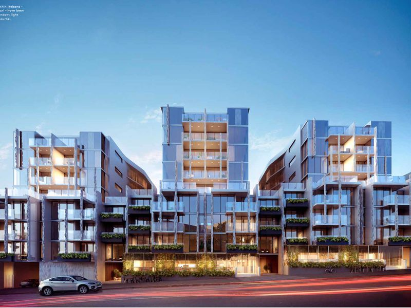 211 / 150 Dudley Street, West Melbourne