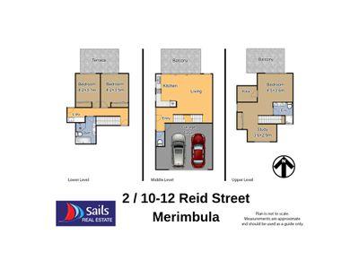 2 / 10 Reid Street, Merimbula
