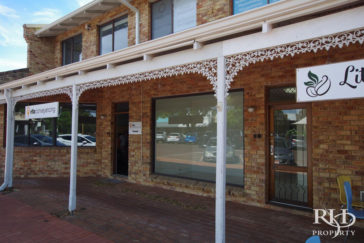 Prime Retail/Medical Tenancy within the Applecross Village