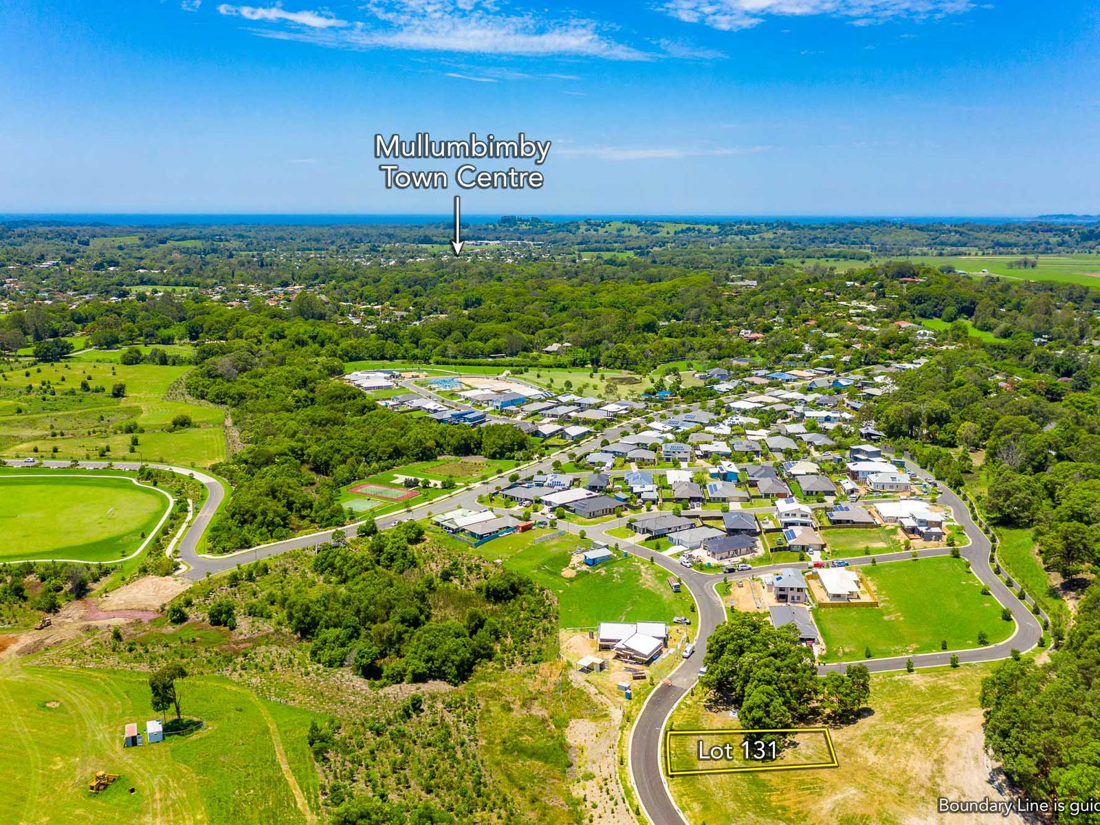 Lot 131, Lorikeet Lane, Mullumbimby
