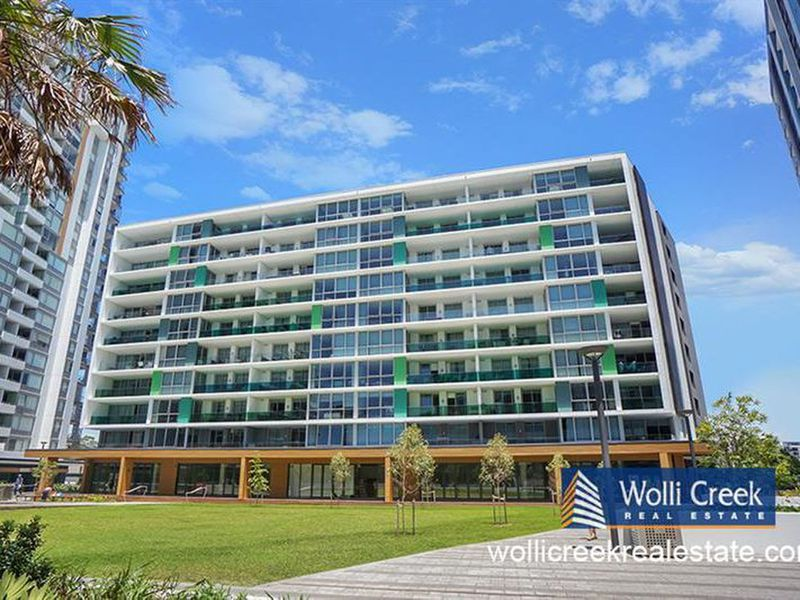607 / 1 Magdalene Terrace, Wolli Creek