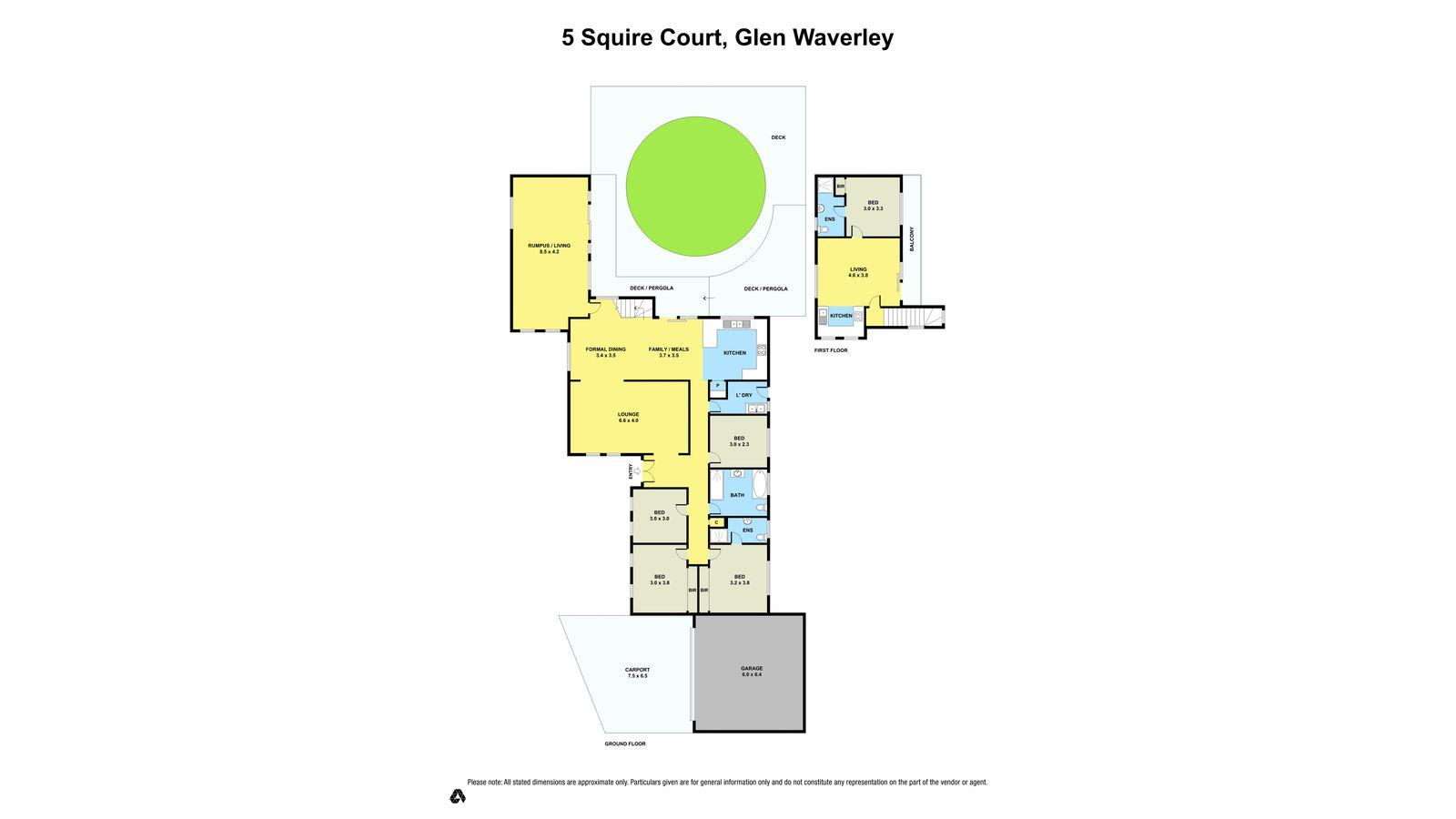 5 Squire Court, Glen Waverley