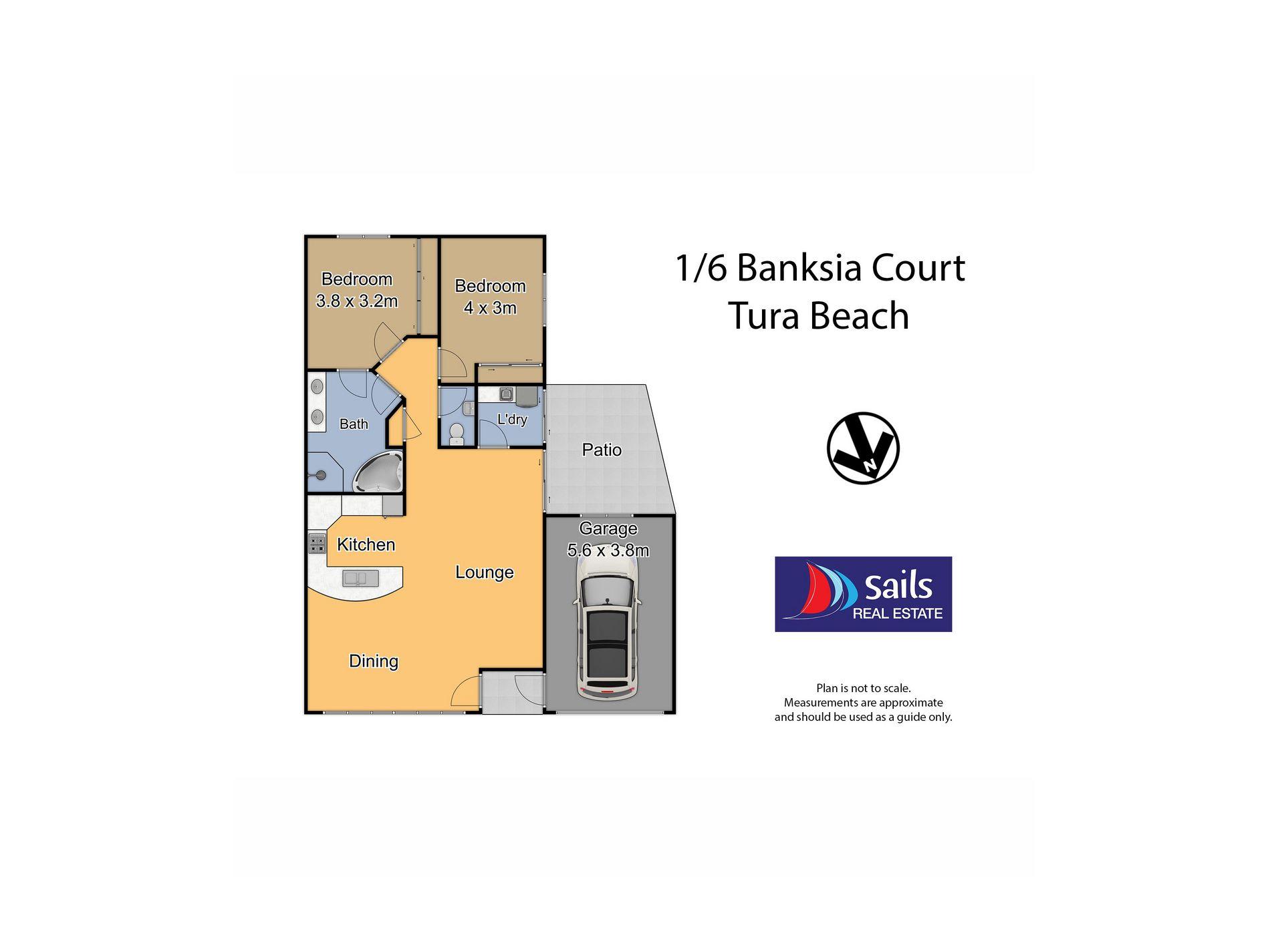 1 / 6 Banksia Court, Tura Beach