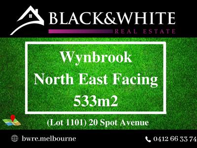 20 Spot Avenue, Wyndham Vale